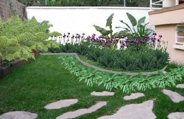 modelos de jardines