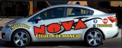 ESCUELA DE MANEJO NOVA