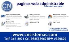CN SISTEMAS PERU