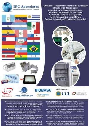 IPC Associates BPAlmacenamiento, BPDistribución, BPTransporte, BPLaboratorio