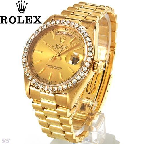 reloj rolex oro ?