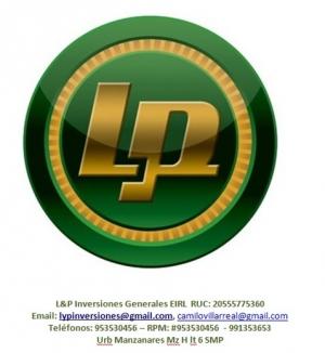L&P INVERSIONES GENERALES EIRL