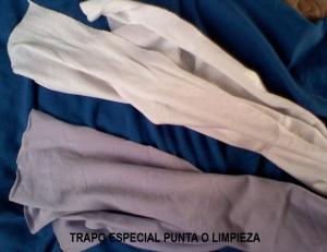TRAPO INDUSTRIAL Y WAYPE - PROVEEDOR
