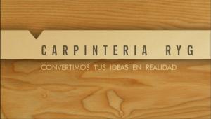 CARPINTERIA R&G
