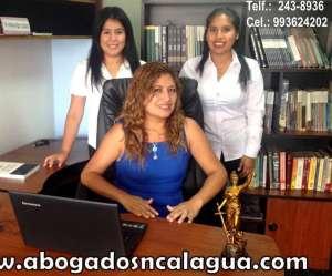 NCALAGUA ABOGADOS ASOCIADOS SAC