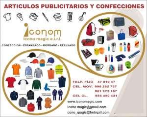 Art Publicitarios. ICONOM