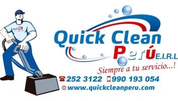 QUICK CLEAN PERU E.I.R.L.