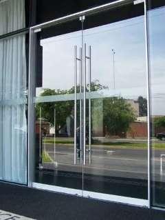 Instalación de vidrios y aluminios