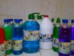 Productos de limpieza Silvestre