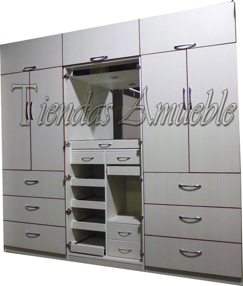Roperos para dormitorios armarios de dormitorio de for Closet para cuartos matrimoniales
