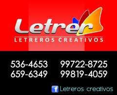 Letrer Letreros Creativos