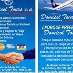 DOMICOL TOURS