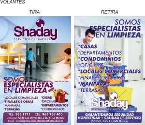 Limpieza Shaday