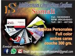 Imprenta Somali