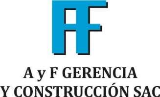 AYF GERENCIA Y CONSTRUCCION SAC