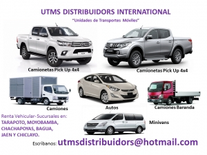 UTMS Distribuidors International EIRL.