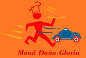 Menú Doña  Gloria