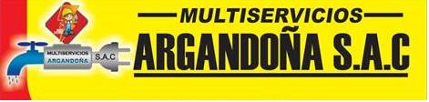 MULTISERVICIOS ARGANDOÑA SAC