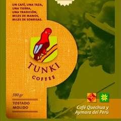 con aroma de cafe