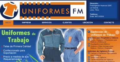 UNIFORMES FM