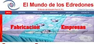 El Mundo del Edredón Perú E.I.R.L