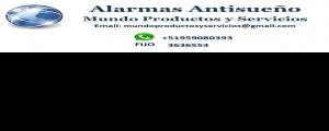 Alarmas Antisueño