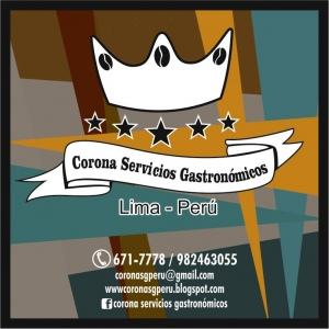 CORONA SERVICIOS GASTRONOMICOS