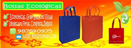 bolsas ecologicos ica