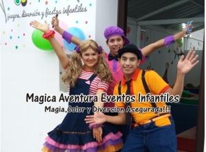 Magica Aventura Eventos Infantiles