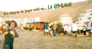 La Gymkana!