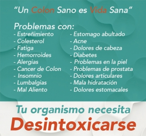 COLON SANO-HIDROTERAPIA DE COLON