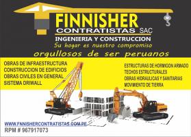 FINNISHER CONTRATISTAS SAC
