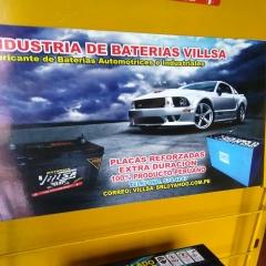 Baterias Villsa S.R.L.