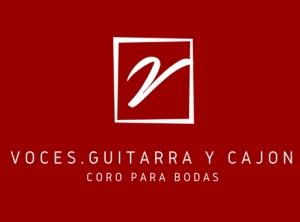 voces. guitarra y cajon
