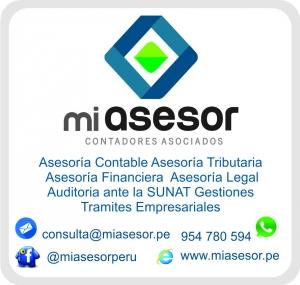 Mi Asesor