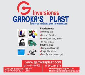 Inversiones  GAROKA'S  Plast  EIRL