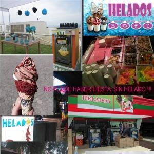 HELADOS FRUTI ICE