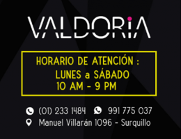 VALDORIA SALON