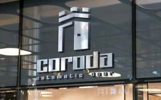 CORODA AUTOMATIC DOOR S.A.C