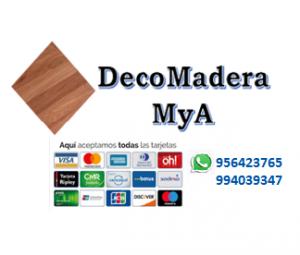 DecoMadera MyA