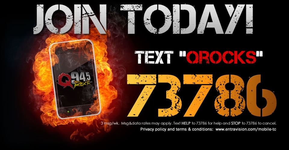 Text qrocks to 73786