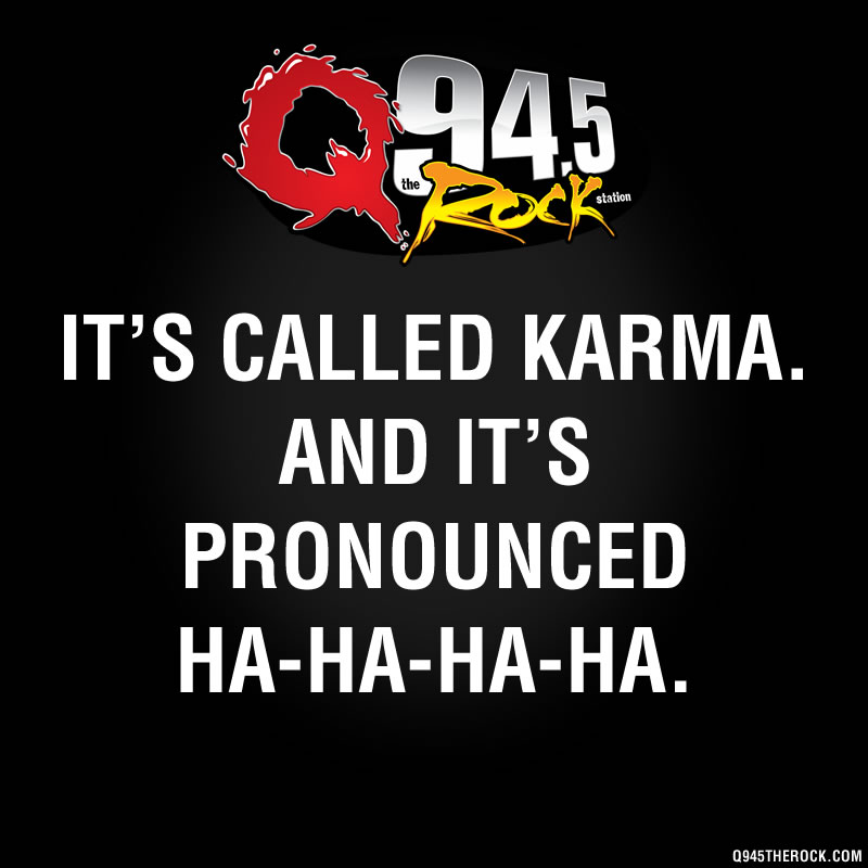 How do you pronounce Karma?