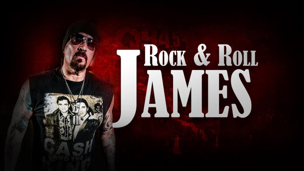 The Bonafide Rock-N-Roll James - Rock-N-Roll James KFRQ Q94.5