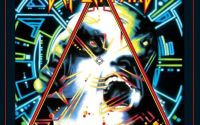 Def Leppard's Full Album Catalog Can Now Be Streamed