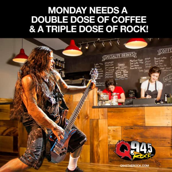 Double Dose Monday!