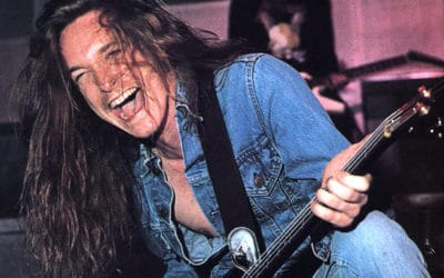 Late Metallica Star's Hometown Proclaims 'Cliff Burton Day'