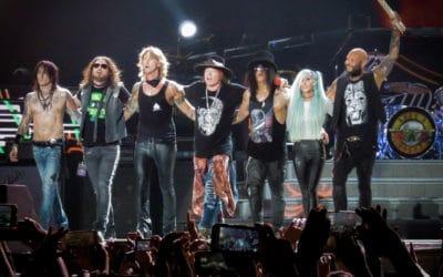 Guns N' Roses Star To Play Appetite Album In Full On Tour