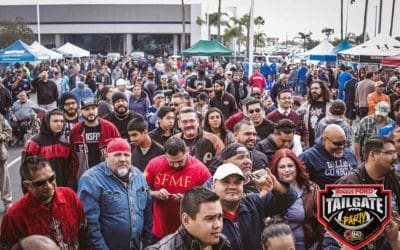 Pictures from the Tailgate Party @ Boggus Ford in Harlingen