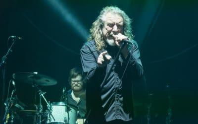 Robert Plant Addresses Led Zeppelin 50th Anniversary Reunion Speculation
