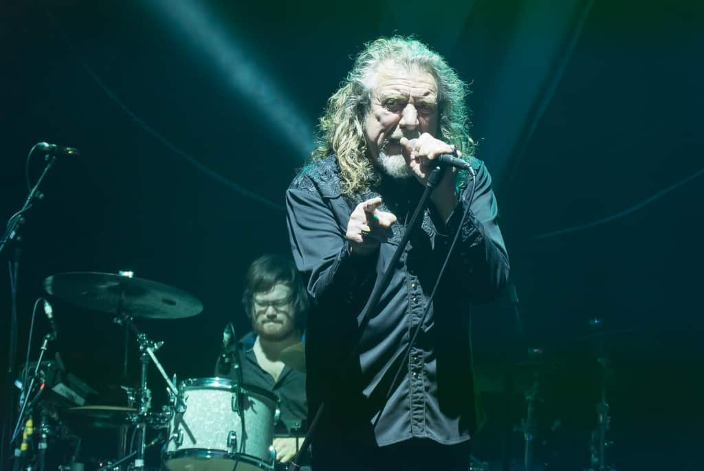 Robert Plant Addresses Led Zeppelin 50th Anniversary Reunion Speculation
